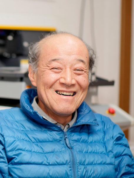 代表取締役 宇田川 博