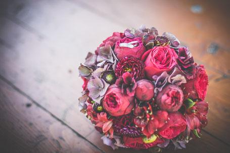 Brautstrauß für die freie Trauung