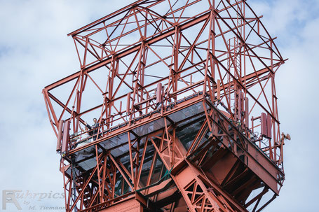 Hoch hinaus - Ruhrgebiet von oben. Zeche Bonifacius - Hochzeitsfotograf Ruhrgebiet