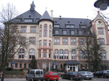 Bensheimer Rathaus