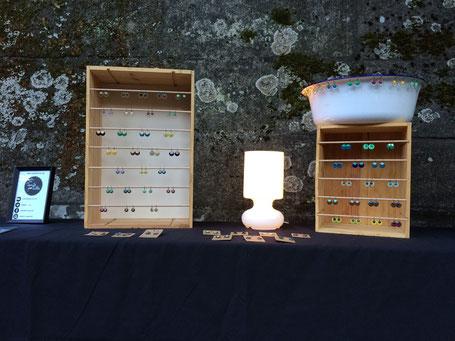 Tante Tilla am Montagsmarkt, Rimini, Zürich, tantetilla, Design, Ohrringe von Christina Höfelmann Dornbusch