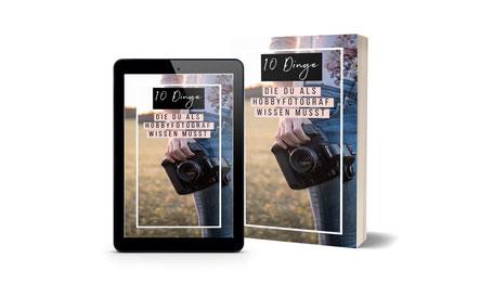 Buch 10 Dinge für Hobbbyfotografen