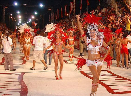 Der Karneval in Villarrica