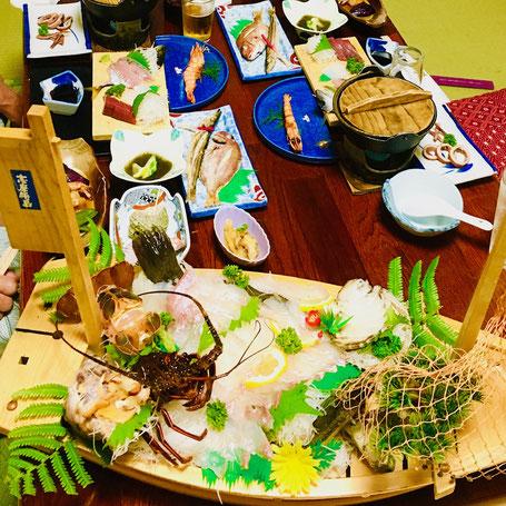 大阪下半身ダイエット専門整体サロン/ダイエット中の旅行の夕食