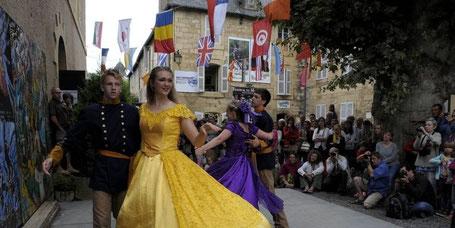 Festival Cultures aux Coeurs Montignac hébergé au CIS