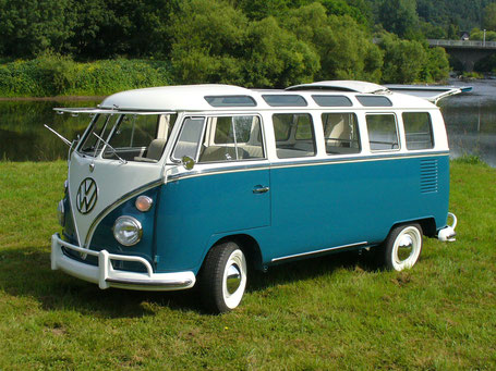 Restoration VW Bus T1 Samba