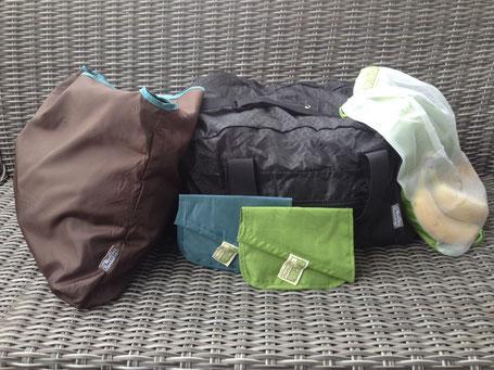 RePET - Bags vorgestellt auf www.sportspunk.de