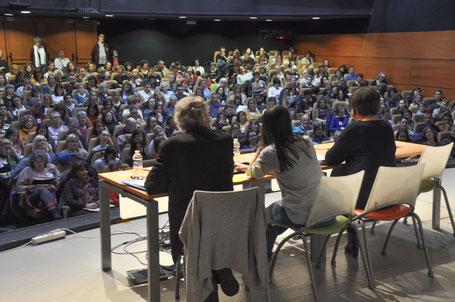 09h15 : plus de 300 personnes, une salle comble dès l'ouverture de la Journée