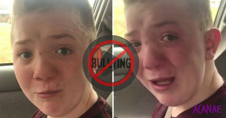 Video viral de Keaton Jones: Victima de bullying (acoso escolar)