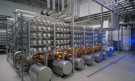 Whey Filtrationsanlage
