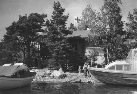 Virvelin majan vihkiäiset 5.-6.6.1960