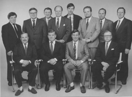 Johtokunta 1991