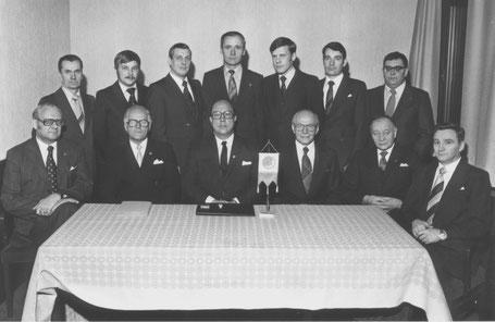 Johtokunta 1981