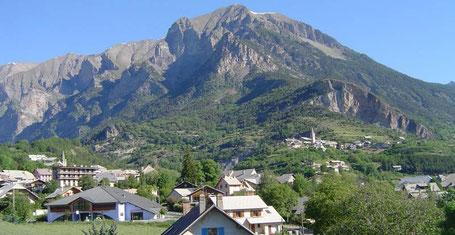 Châteauroux-les-Alpes