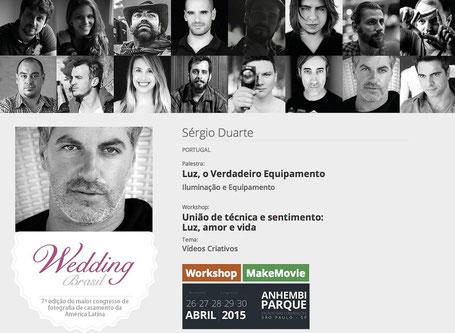 Sergio Duarte Wedding Brasil