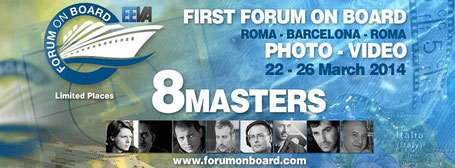 Sergio Duarte Workshop Italia Forum Onboard
