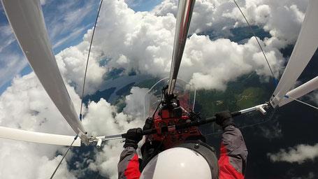 Bernard à 10 000ft