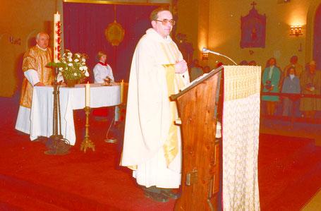 Pfarrer Schlor wirkte 23 Jahre in Baumgarten.