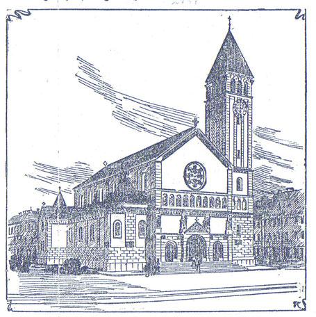 Der Entwurf von Architekt Franz Biberhofer