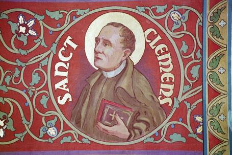 Der heilige Clemens hat in Österreich große Bedeutung.
