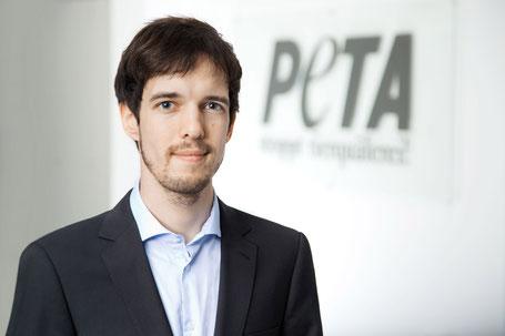 Frank Schmidt, PETA
