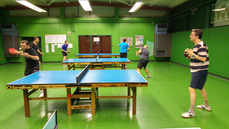 CVTT Club De Tennis De Table De Vaires Sur Marne Cvtt Club De - Porte placard coulissante jumelé avec serrurier saint denis