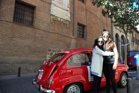 Las trinitarias Cervantes tour