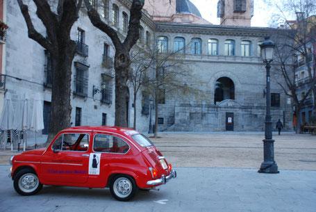 Tours por Madrid en 600