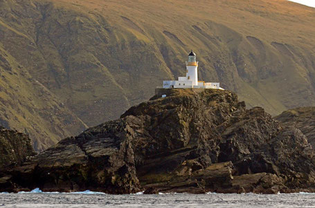 Das Muckle Flugga Lighthouse