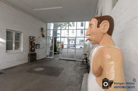 Offene Ateliers |Foto: Holger Hütte