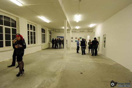 Ausstellung im Helmkehof | Foto: Holger Hütte