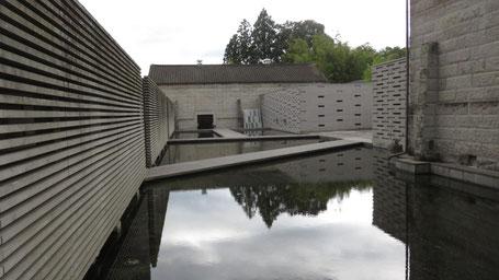 Stone Museum by Kengo Kuma