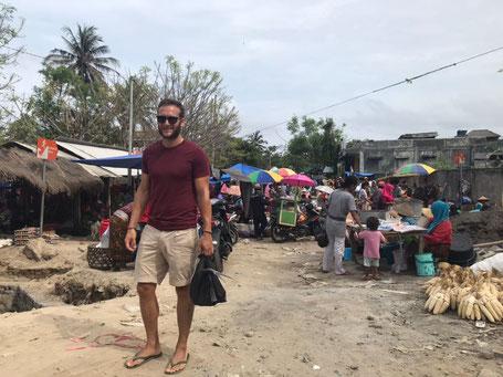 Lombok Markt