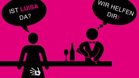 """""""Ist Luisa da?"""" - auf dem Bremer Freimarkt hilft dieses Codewort in Begrändnis geratenen Frauen"""