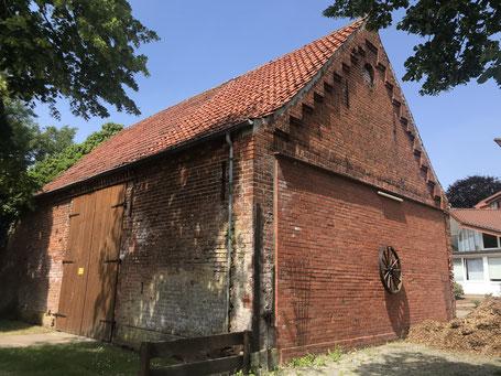 Altes Gebäude in Bremen-Arsten