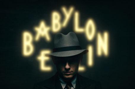 """Die Erfolgsserie """"Babylon Berlin"""" auf Großleinwand am Stück gibt´s in der Schauburg zu sehen."""