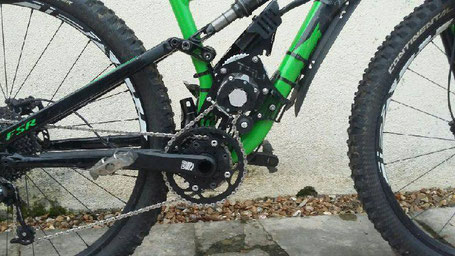avis autonomie batterie kit lift-mtb