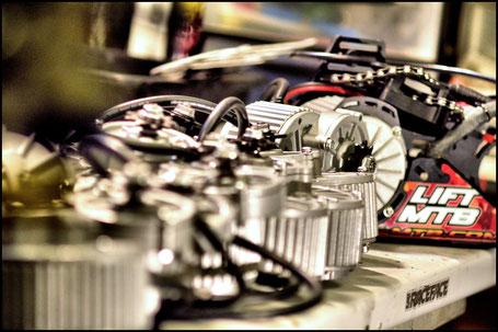 Kit moteur éléctrique LIFT-MTB