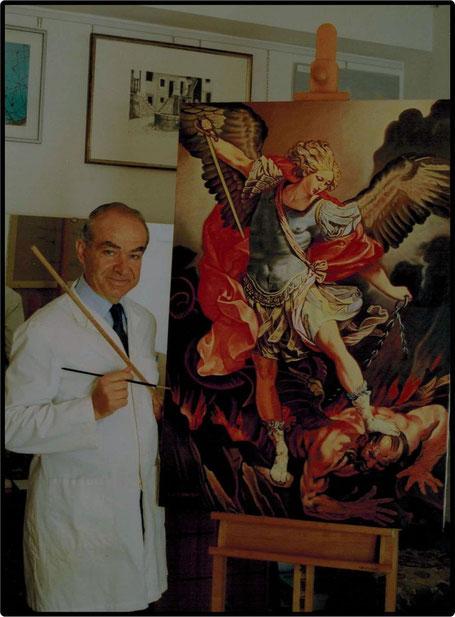 """Vittorio Lo Cicero pittore - art studio """"love"""""""