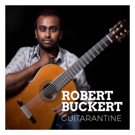 The release of Guitarantine by Robert Buckert.