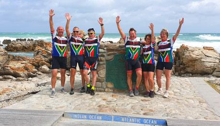 Radreise Garden Route 2019 - Reisebericht der Radsportreise mit Pro-Biketour - Per Rennrad entlang der legendären Küstenstraße