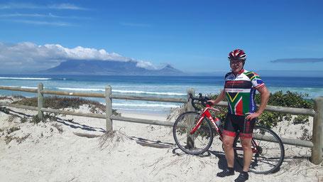 Carsten von Pro-Biketour in Südafrika