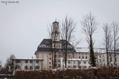 Die Kunstmühle in Rosenheim, fotografiert von Matthias Schreyer