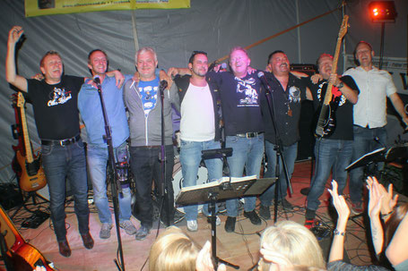 10 Jahre Olles Leiwand, die Austropop Band aus Bayern und Salzburg