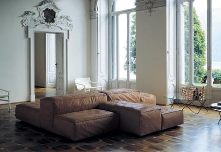 Das Sofa Extrasoft - Platz nehmen. Wohlfühlen!