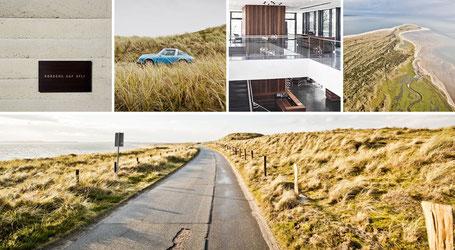 Am Meer, in Westerland und in Munkmarsch Surf-Style und Design-Ikonen erleben