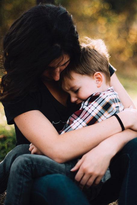 Dependencia emocional en los padres