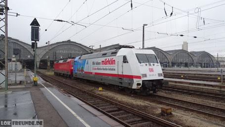 Leipzig/HBF 12.03.2016