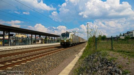 Bahnhof Radebeul 13.05.2017