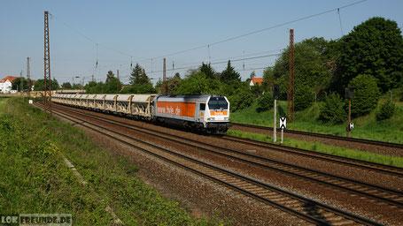Leipzig/Wiederitzsch 19.05.2017